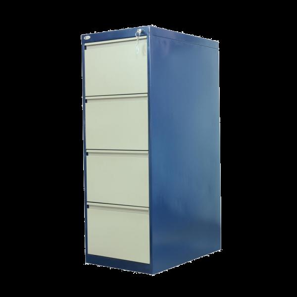 4-Drawer Filing Cabinet-Recessed Handle • Sunrise Trade Link Pvt. Ltd.