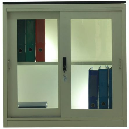 Sliding Glass Door – Small with MDF Top