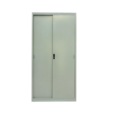 Sliding Metal Door Full Height